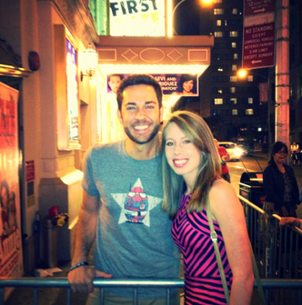Mr. Zachary Levi