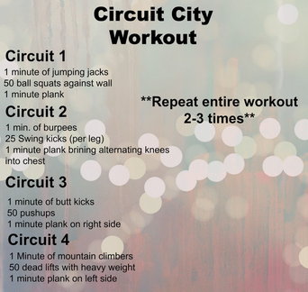 circuit city workout
